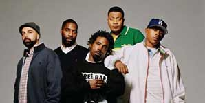 Jurassic 5 - Interview