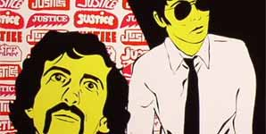 Justice We Are Your Friends Single