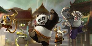 Kung Fu Panda, Trailer Trailer