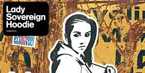 Lady Sovereign, Hoodie, Video Stream