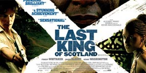 Last King of Scotland, Trailer Stream, New Clips