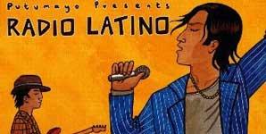 Putumayo Records Radio Latino - Various Artists Album