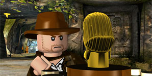 PS2 - LEGO Indiana Jones: The Original Adventures Trailer