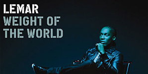 Lemar Weight Of The World Single