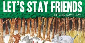 Les Savy Fav Let's Stay Friends Album