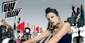 Lily Allen Alright Album