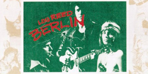 Lou Reed Berlin Album