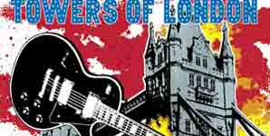 Towers Of London, Air Guitar, Video Stream