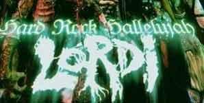 Lordi Hard Rock Hallelujah Single