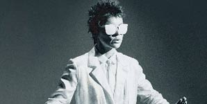 Laurie Anderson, Let X=X, Audio