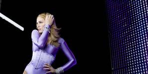 Madonna, Sorry, Video Stream