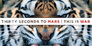 30 Seconds to Mars This Is War Album