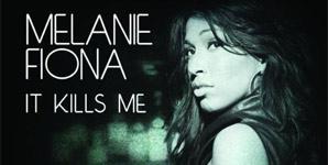 Melanie Fiona It Kills Me (Remix) Ft. Corte Ellis Single