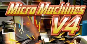 Micro Machines V4, PS2 Review