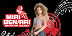 Miri Ben Ari Sunshine To The Rain Single