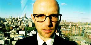 Moby, New York, New York, featuring Debbie Harry,