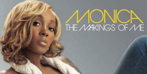 Monica The Makings of Me Album
