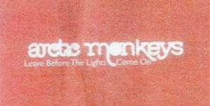 Arctic Monkeys Leave Before The Lights Come On Single