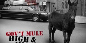 Gov't Mule High and Mighty Album