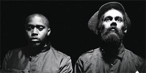 Nas & Damian 'Jr. Gong' Marley As We Enter Single