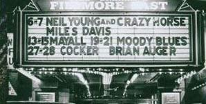 Neil Young At the Fillmore 1970 Live Album