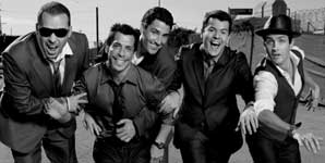New Kids On The Block - Interview
