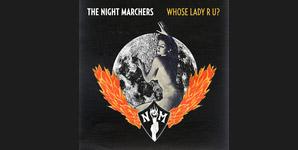 The Night Marchers Whose Lady R U? Single
