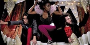 Noisettes What's The Time Mr Wolf? Album