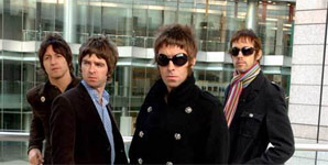 Oasis Falling Down Single