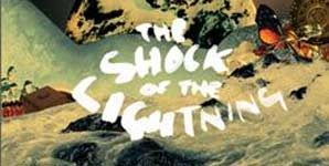 Oasis The Shock Of The Lightning Single