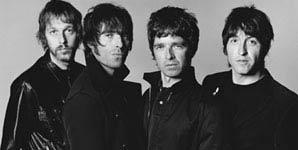 Oasis - Shock Of The Lightning