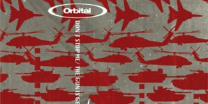 Orbital Don't Stop Me Single
