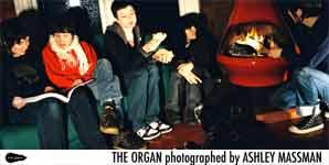 The Organ, Memorize The City, Video Stream