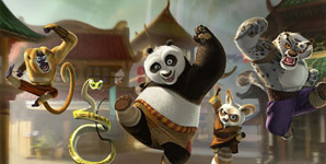 Kung Fu Panda, New Trailer