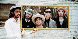 Patrick Watson, Luscious Life, Video, Patrick Watson release their debut single, Luscious Life