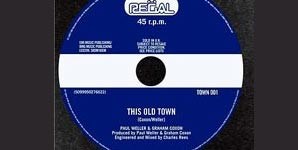 Graham Coxon This Old Town Single