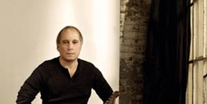 Paul Simon - Interview
