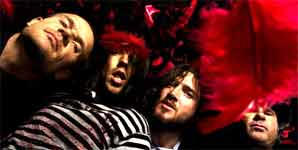 Red Hot Chili Peppers, Dani California, Video Streams
