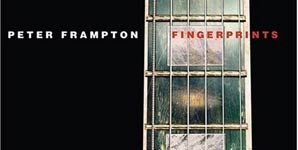 Peter Frampton Fingerprints Album