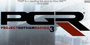 Project Gotham Racing 3, (PGR3), review Xbox 360