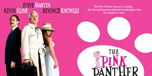 The Pink Panther, Trailer Stream
