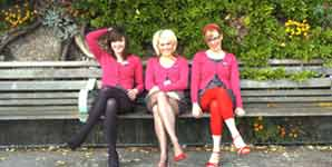 The Pipettes, Pull Shapes, Video Stream