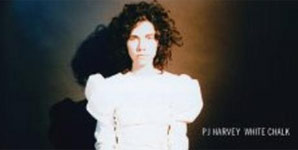PJ Harvey White Chalk Album