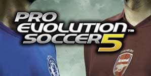 Pro Evolution Soccer 5 PS2 Review Konami | Contactmusic com