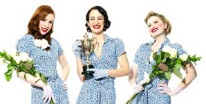 The Puppini Sisters, Boogie Woogie Bugle Boy,