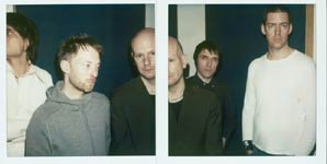 Radiohead, Jigsaw Falling Into Place