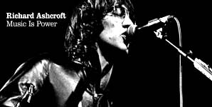 Richard Ashcroft, Music Is Power, Video Stream