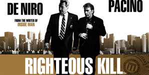 Righteous Kill, Trailer