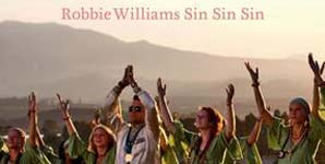 Robbie Williams, Sin Sin Sin, Video