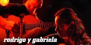 Rodrigo y Gabriela Live In Japan Album